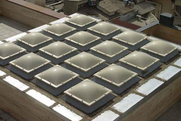 اصول نورگیرهای سقفی