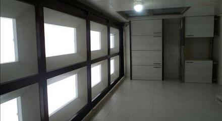پوشش سقف پاسیو طبقه اول