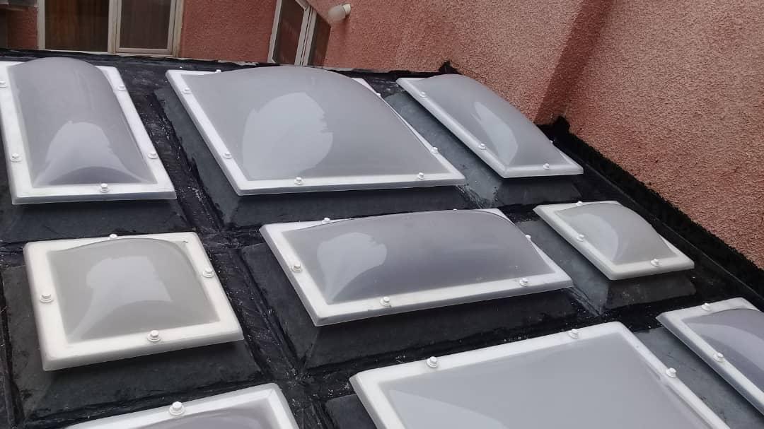 پوشش سقف کاذب حیاط خلوت و یا پاسیو از چیست؟