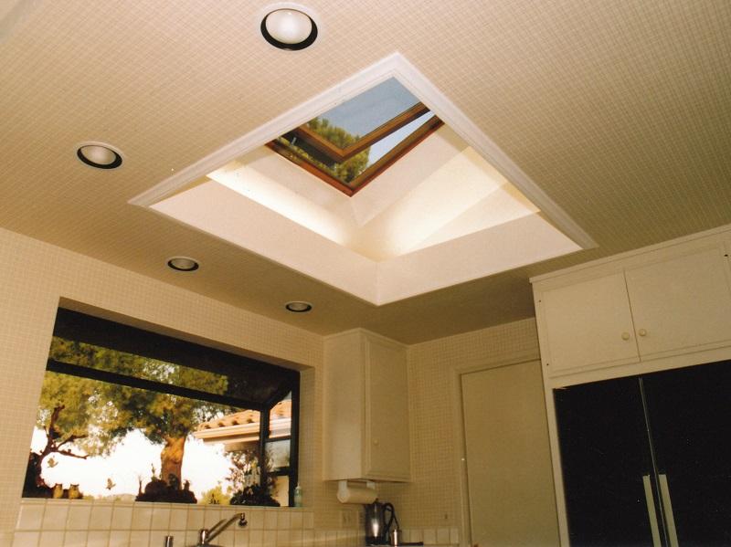 مزایای سقف نورگیر