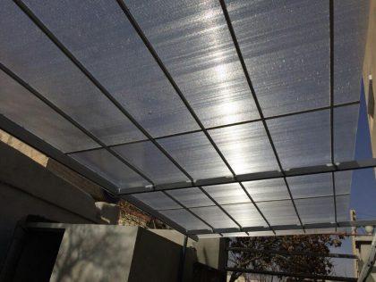 کاربرد سقف پلی کربنات و مزایای اجرای آن