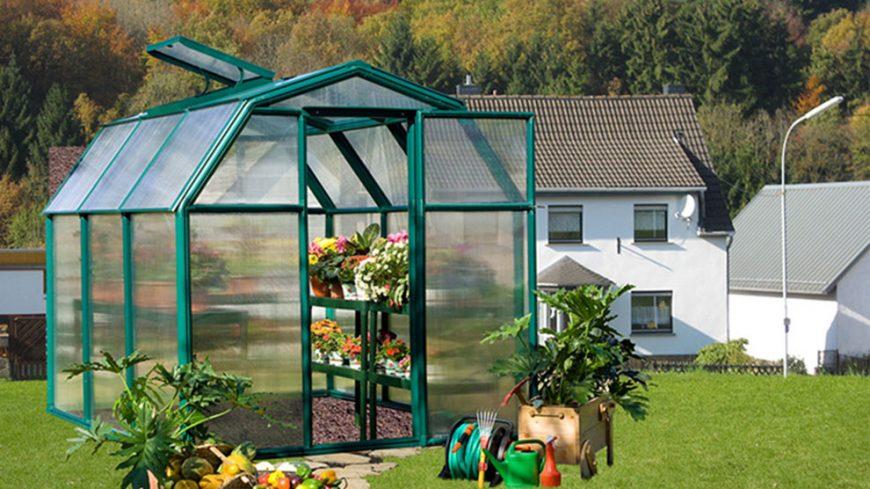 ورق پلی کربنات گلخانه