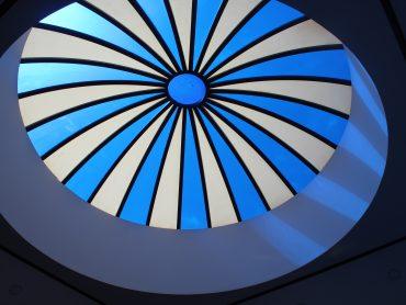 سقف پلی کربنات (نورگیر تونلی، گنبدی، هرمی و حبابی)
