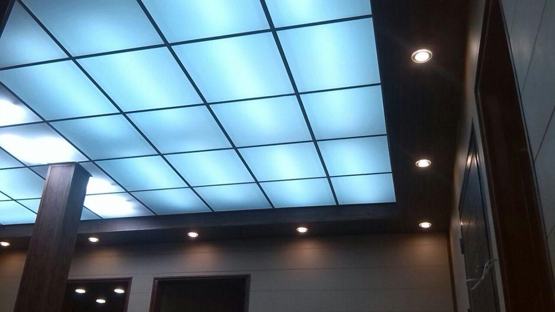 پوشش نورگیر ساختمان و انواع آن