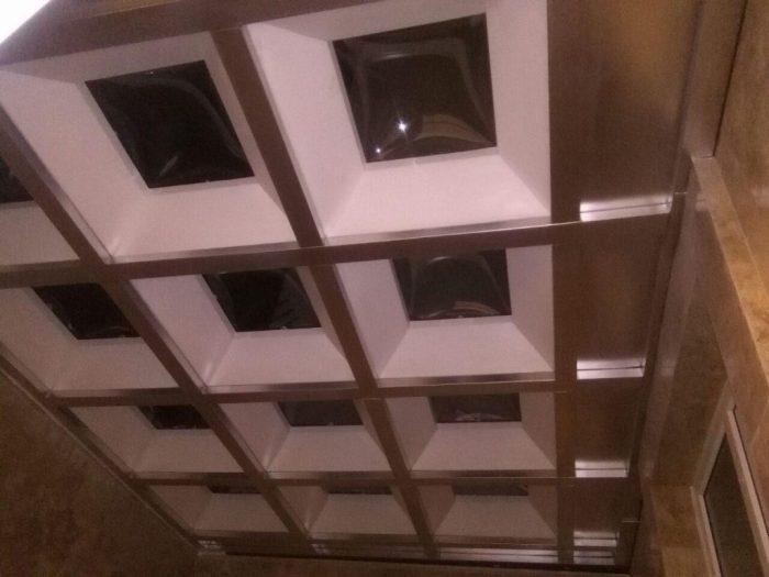 مزیت های اجرای سقف با نورگیر حبابی