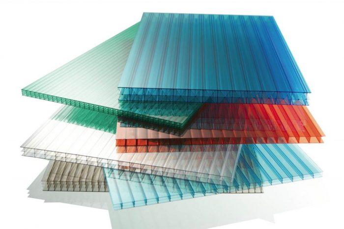 کاربرد سقف پلی کربنات دو یا چند جداره