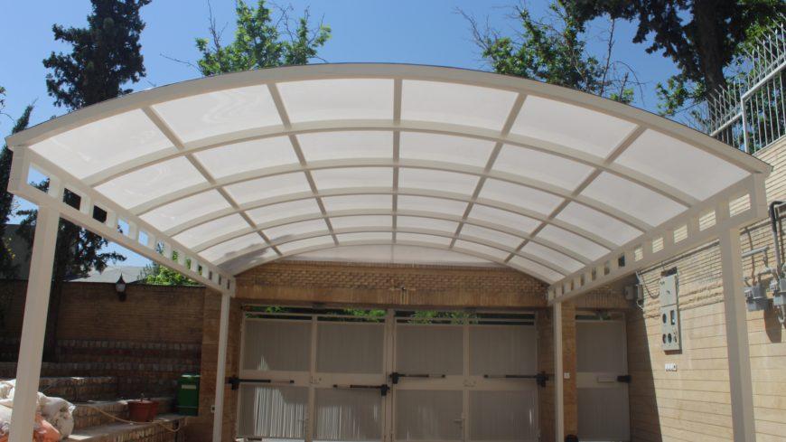 مزایای سقف پارکینگ حیاط؛ ساخت و مراحل آن