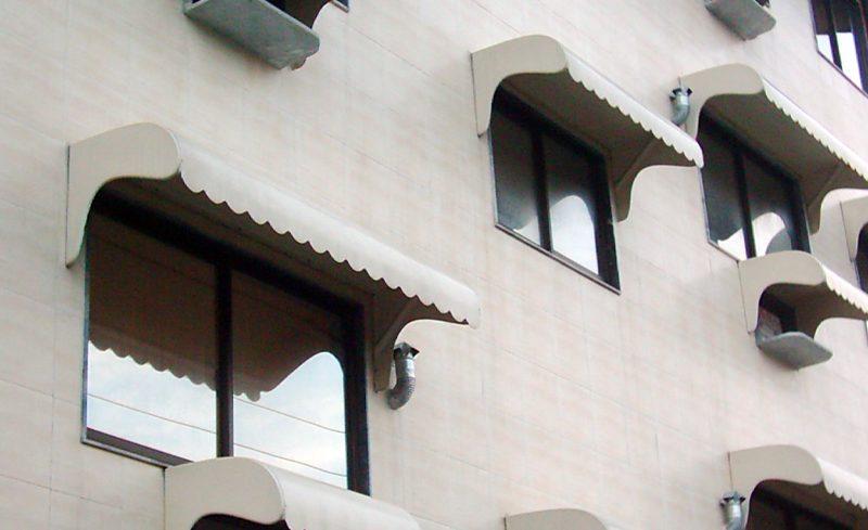 سایبان پنجره و کاربرد آن