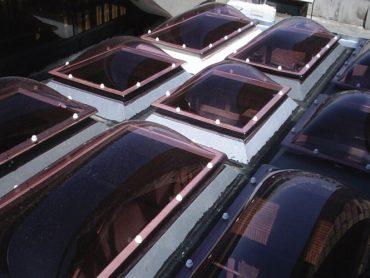 سقف کاذب حیاط خلوت