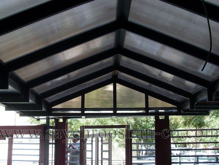 پوشش رمپ ساختمان