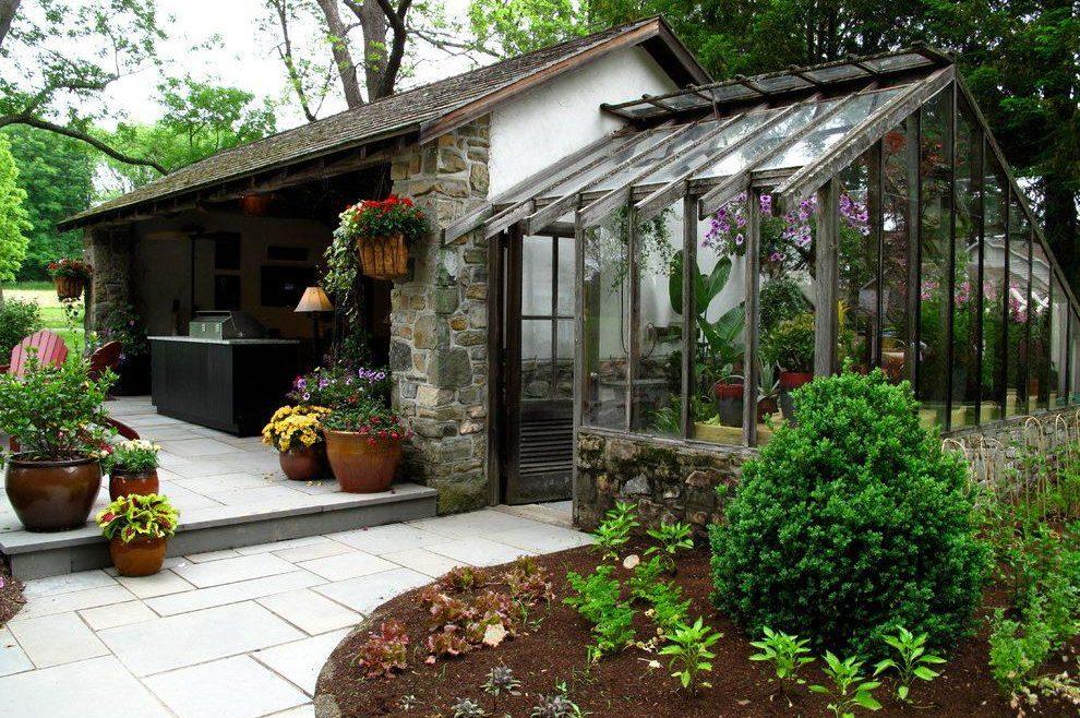 ساخت گلخانه؛ قسمت های مختلف جهت ساخت انواع گلخانه