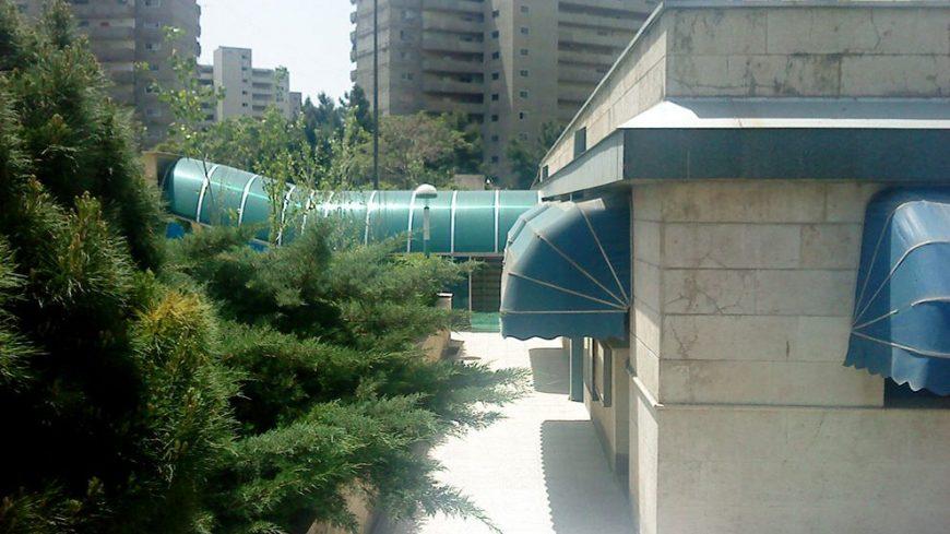 نورگیر تونلی یا نورگیر قوس دار و کاربرد آن در ساختمان چیست؟