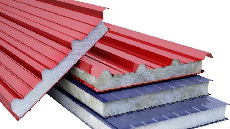 ساندویچ پانل چیست؟ انواع و کاربرد ساندویچ پنل در ساختمان