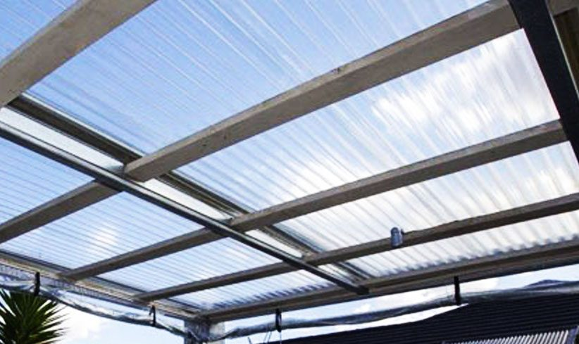 سقف برقی پلی کربنات مزایا و ویژگی آن