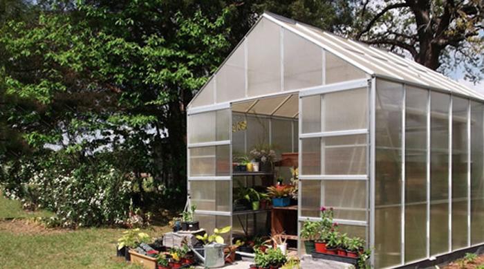 گلخانه خانگی مدل دیانا