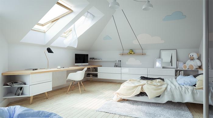 مزایای نورگیر سقفی مدرن در دکوراسیون داخلی