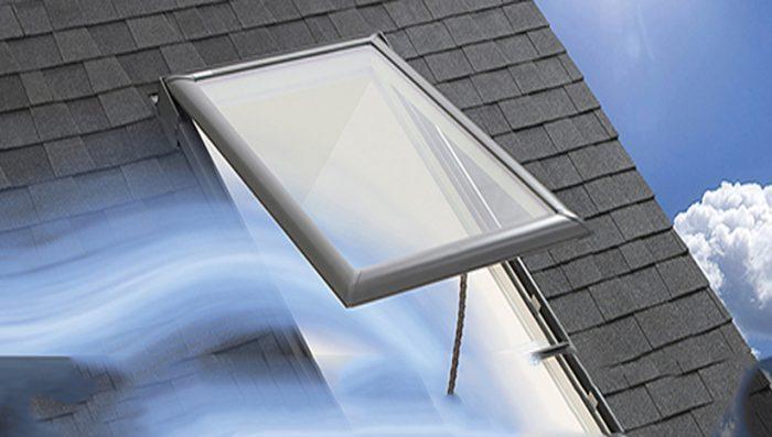انواع نورگیرهای سقفی مدرن