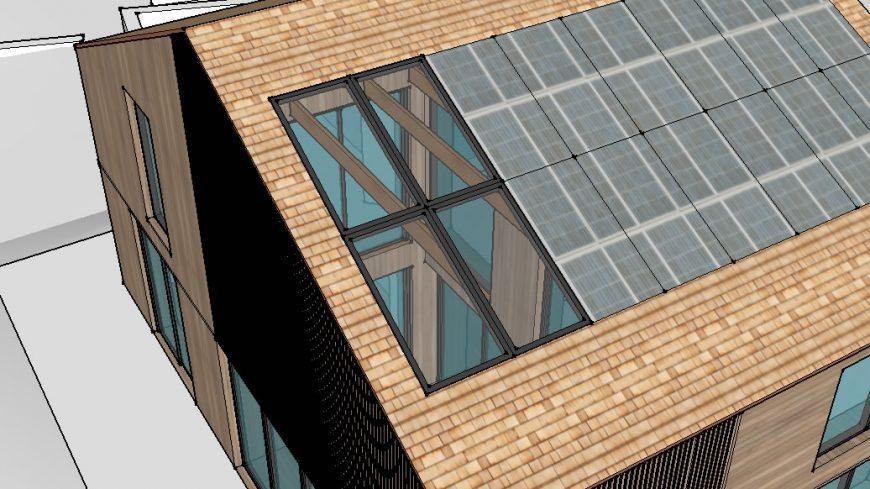 نورگیر سقف سوله چیست و در چه مکان هایی استفاده می شود؟